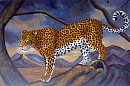 Leopard Paintings